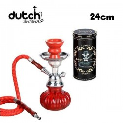 Shisha Dutch Red 24cm