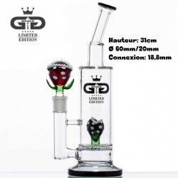 Grace glass mario plant edition