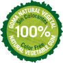 100% natural vegetable gum