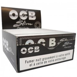 Leaves OCB slim sold by box, to pay them less expensive