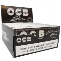 Les feuilles OCB slim vendues par boite pour les payer moins chères
