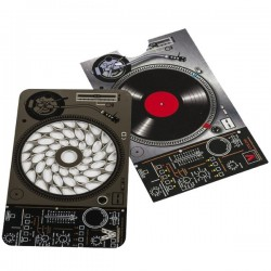 Grinder card deck DJ