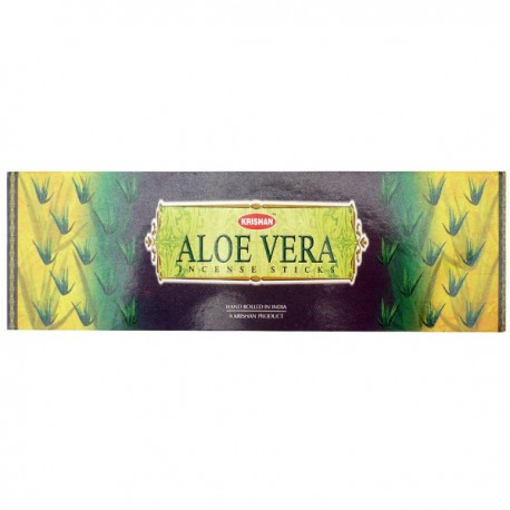 Incense Krishan fragrance Aloe Vera