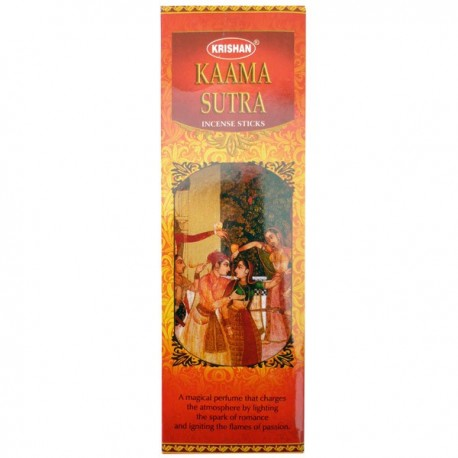 Incense Krishan smell Kamasutra