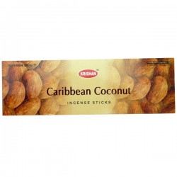 Krishan incense Caribbean Coconut