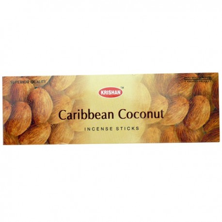 Incenso Krishan profumo di Cocco