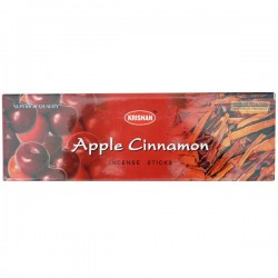 Incense Krishan scent Apple - Cinnamon