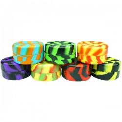 3 Non-stick silicone containers