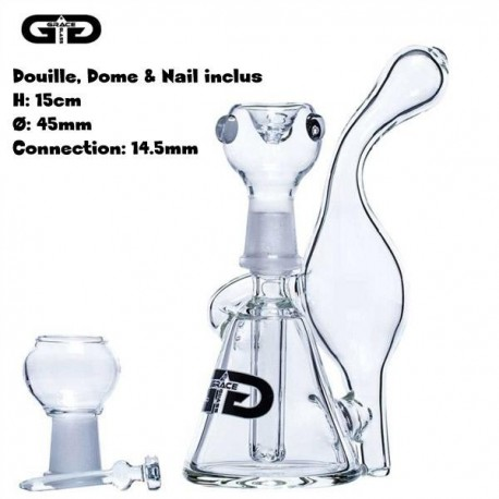 Recycler Grace Glass