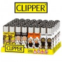 Briquets Clipper One World