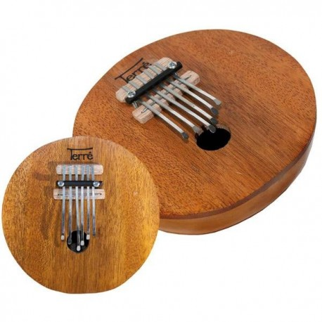 Kalimba or piano fingers