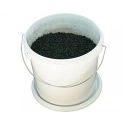 Charbon pour filtre à charbon anti-odeur