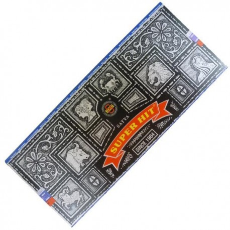 Incense Nag champa super hit pack of 100gr