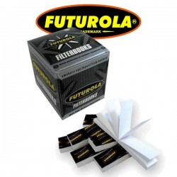 Filter cardboard Futurola wide, a format that is more broad