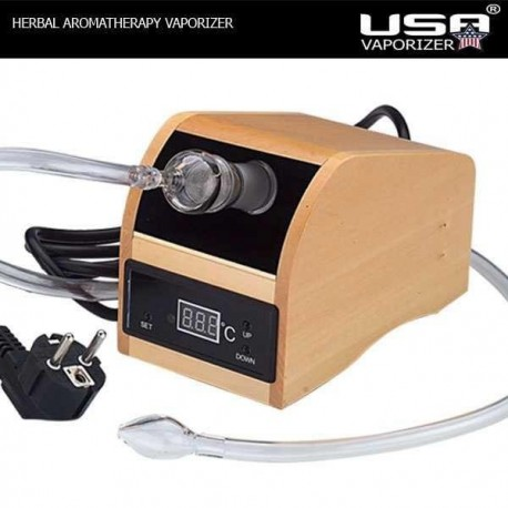 Electronic USA Vaporizer with light