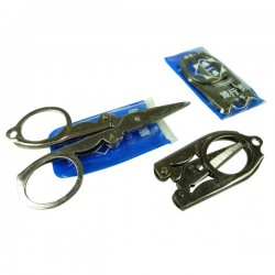 Small scissors foldable multi-function
