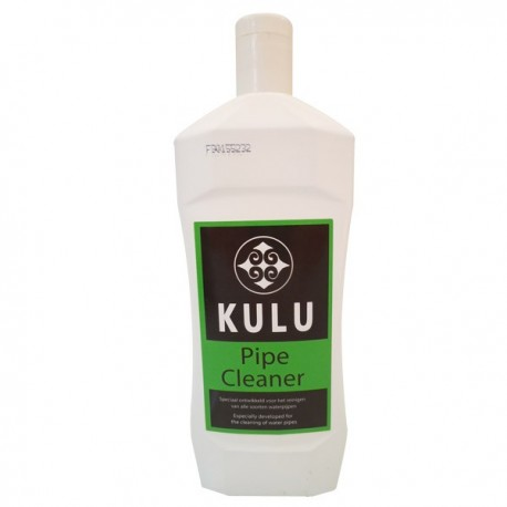 Kulu cleaner liquid cleaner for bang and chicha