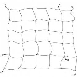 Malla de soporte elástica para armarios de cultivo