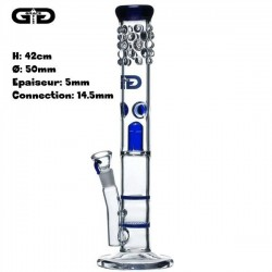 Bang Grace Glass double honeycomb bleu 42cm
