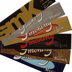 Feuilles à rouler Smoking vendues par sous forme de pack