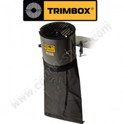 Trimbox defoliator for harvesting