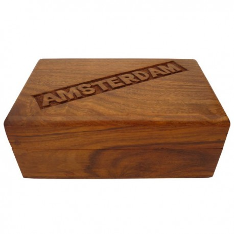 Spliff box scatola di immagazzinaggio di Amsterdam