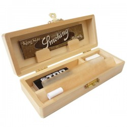 Box roll tray, box rolling smoking
