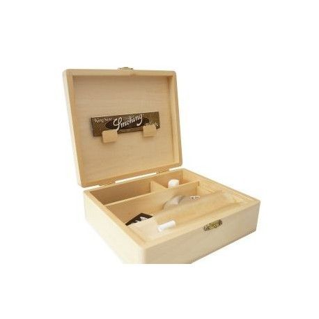 Spliff box Roll Tray T3, box for rolling and storage