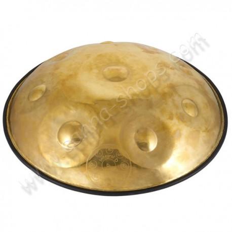 Hang - Tank Drum en Laiton Ré Intégral