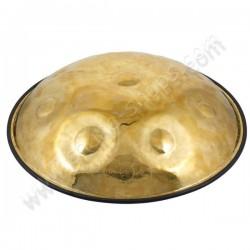 Hang - Tank Drum en Laiton Ré Mineur