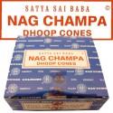 Encens Nag Champa Cone