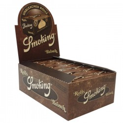 Caja de papel de fumar Smoking Brown Roll's