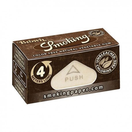 Feuilles en rouleaux Smoking Brown rolls