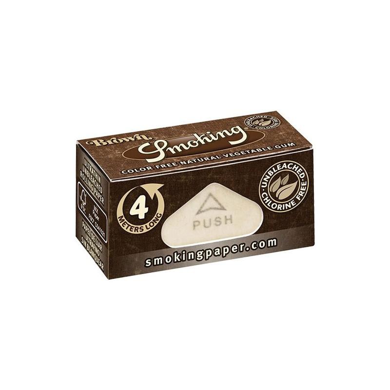 Smoking Brown Rolls