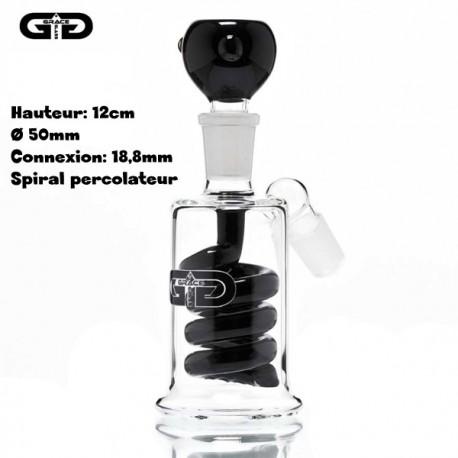 Precooler en verre de la marque Grace Glass Ø 18,8mm