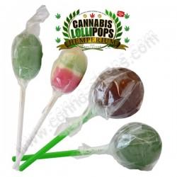 Pack Mélange de 40 sucettes Lollypop