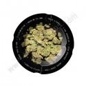 Cendrier en métal Weed