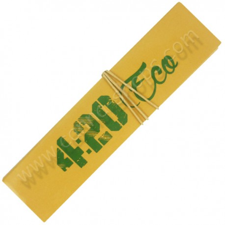Feuilles à rouler 420 feuilles + filtres