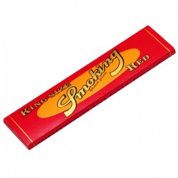 Smoking Red rolling paper