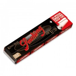Smoking Deluxe rolling paper + Tips