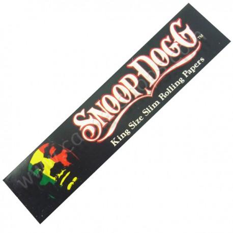 Les feuilles slim du rappeur Snoop Dogg