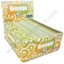 Greengo king size slim display of 50 booklets