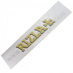 Feuilles à rouler slim Rizla silver