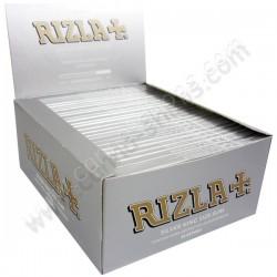 Boite de feuilles Rizla silver