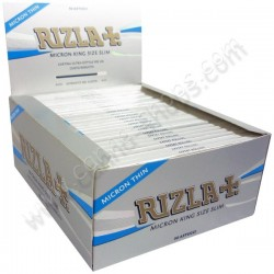 Rizla + Micron display of 50 booklets