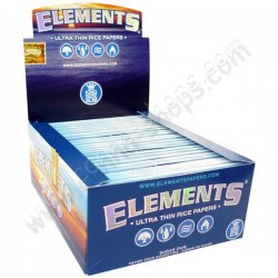Blatt slim-Elements, reis-papier, ultra-ende