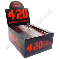 Filtres en carton 420