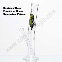 Glass bong CannaHeroes Cannaman