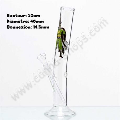 Bang en verre CannaHeroes Cannaman 30cm