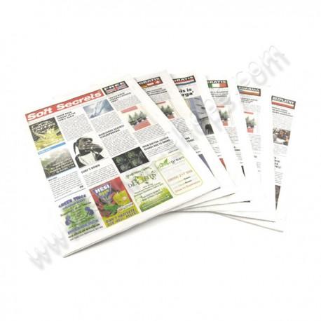 Soft Secrets le journal du Cannabis depuis 1985, journal gratuit
